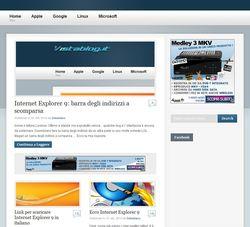 Vistablog.it e sidebar gadgets